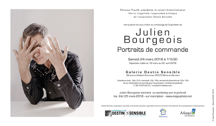 exposition julien bourgeois